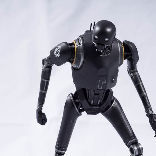 Artfx+ Droid Futuristic K-2so Kotobukiya Rogue One Star Wars Technology