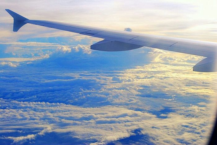 Eyeem Philippines Sea Of clouds Heaven Discoveringphilippines From An Airplane Window Open Edit Lovefortravel Wonderment Life Above The Clouds