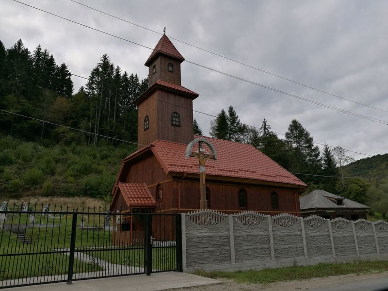 Architecture Building Exterior Built Structure Church Erdély Place Of Worship Romania Transylvania Village Wooden Woodenchurch