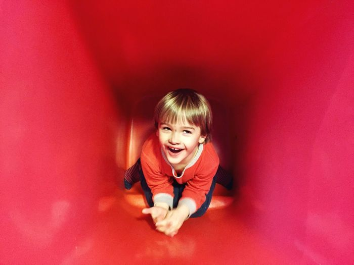Childhood Red