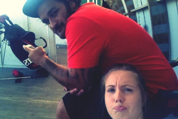 Me and the big brother! Brother Family Teamweepu HesTheBest #love