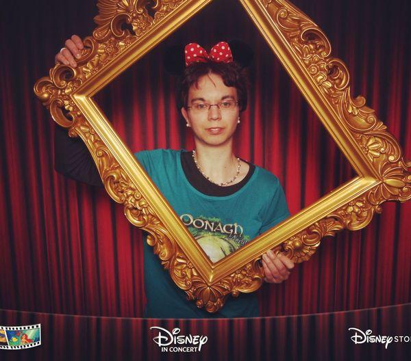 Disneyinconcert Fotobox Memories