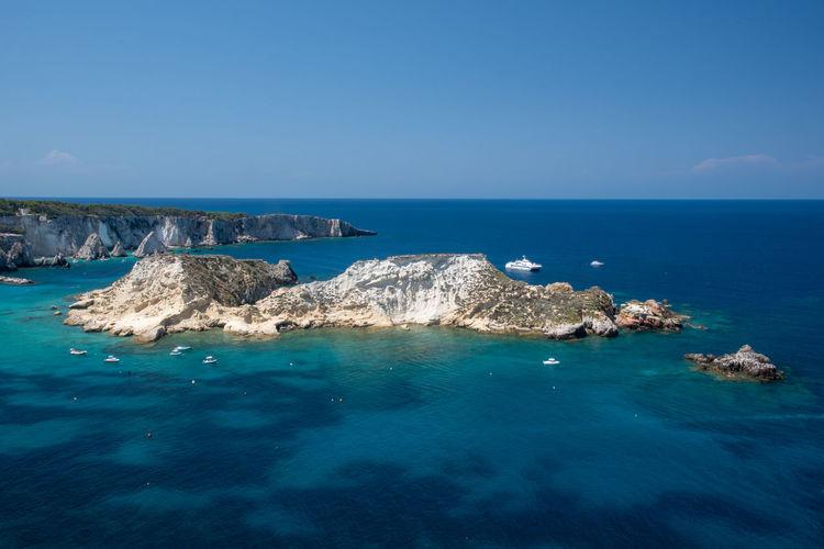 Tremiti island, italy