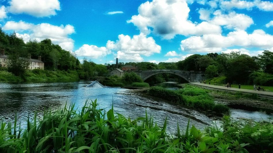 Taking Photos Check This Out Landscape River View Nature Water Reflection Ireland🍀 Looking To The Other Side From My Point Of View Hello World