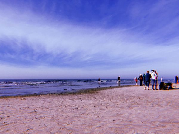 Wish without limits Sea EyeEm Selects Water Beach Sky Land Sand Beauty In Nature Cloud - Sky Horizon Nature Leisure Activity Lifestyles Day Outdoors EyeEmNewHere