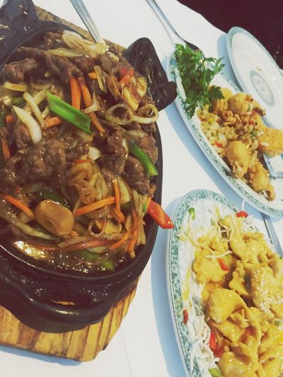 Date night Authentic Cusine Chinese Food Fresh Montreal, Canada