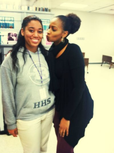 My Babbbyyy!!! Im Going To Miss Mrs Harris Soo Much! Best Teacher Ever