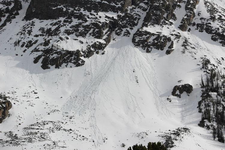 Small avalanche