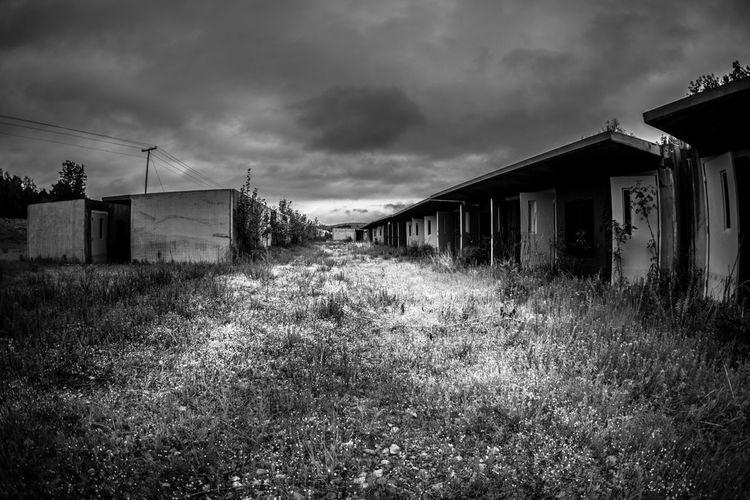 Taking Photos Bw Eye4photography  Abandoned Prison