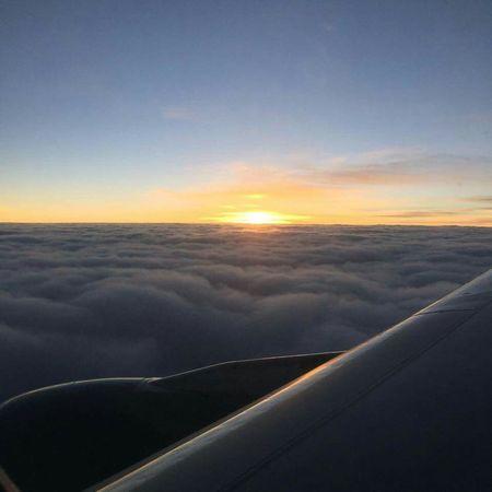 Love Is In The Air Cruising Off We Go EyeEm 2015 Eyeem Sunset-sunrise
