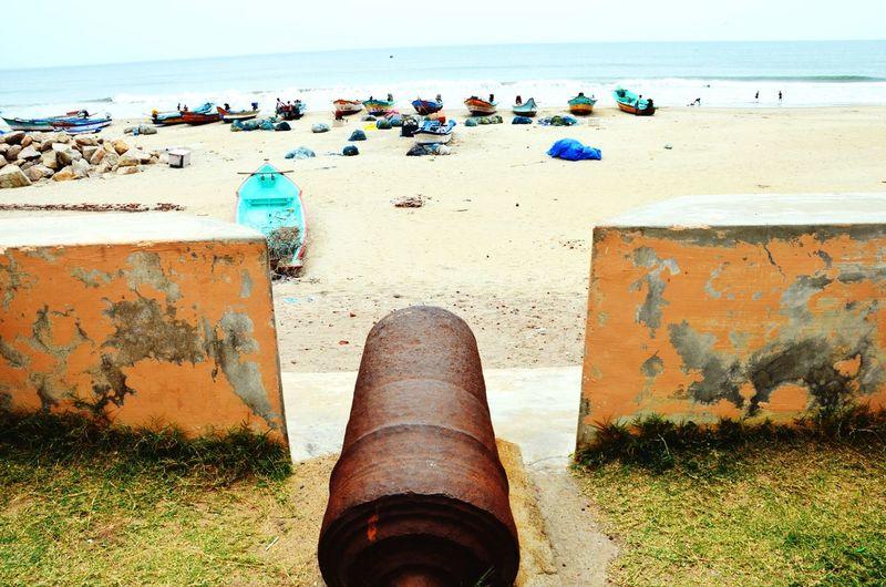 Tranquebar Beach Tamil Nadu Travel
