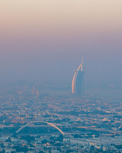 Burj Al Arab Dubai UAE Emirates Burj Al Arab Business Finance And Industry Sea No People Water Business Outdoors Nature Cityscape Day Sky Colour Your Horizn Mobility In Mega Cities