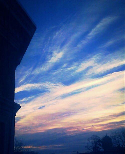 Brooklyn Watching The Sunrise