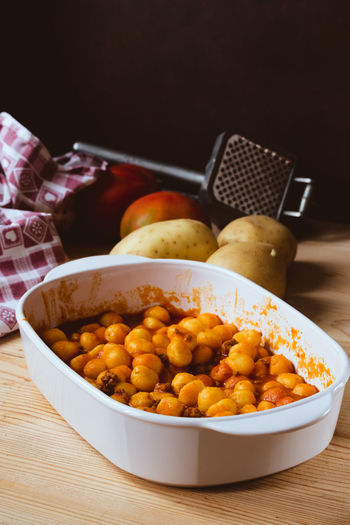 Food And Drink Gnocchi Gnocchi Di Patate Mediterranean Food Close-up Day Food Food And Drink Freshness Gnocchihomemade Healthy Eating Healthy Food Indoors  Italian Food No People Ready-to-eat Still Life Studio Shot Table