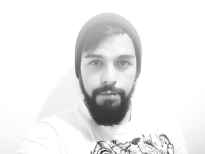 Blac&white  That's Me Dream Respect Self Portrait Popular Model Brown Eyes Today's Hot Look Tatto ✌