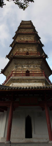 Chinese Traditional Building Chinese Classical Architecture EyeEmNewHere Architecture Built Structure China Eyeem Architecture Lover Outdoors Roof