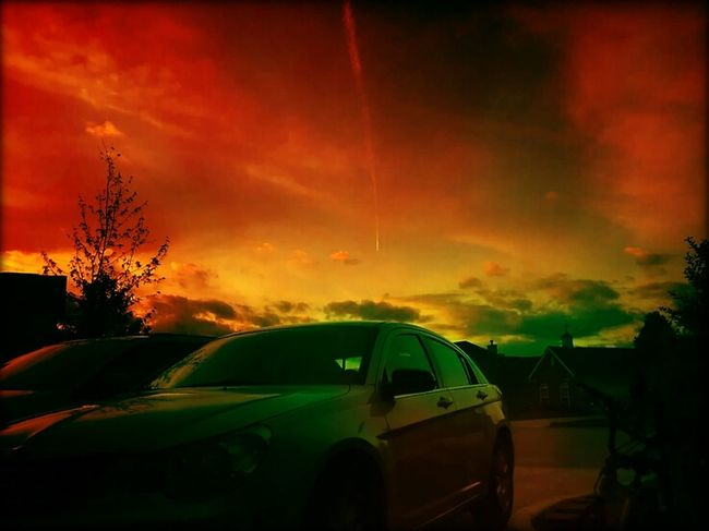 Clouds Beautiful Art Sky Landscape Colors Cute Photography Cars Amazing Android Sharing My Photos HTC Evo 3D  Aswome