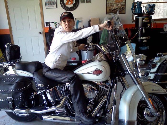 Harley Davidson Road Trip Enjoying Myself Hellooo Eyem !
