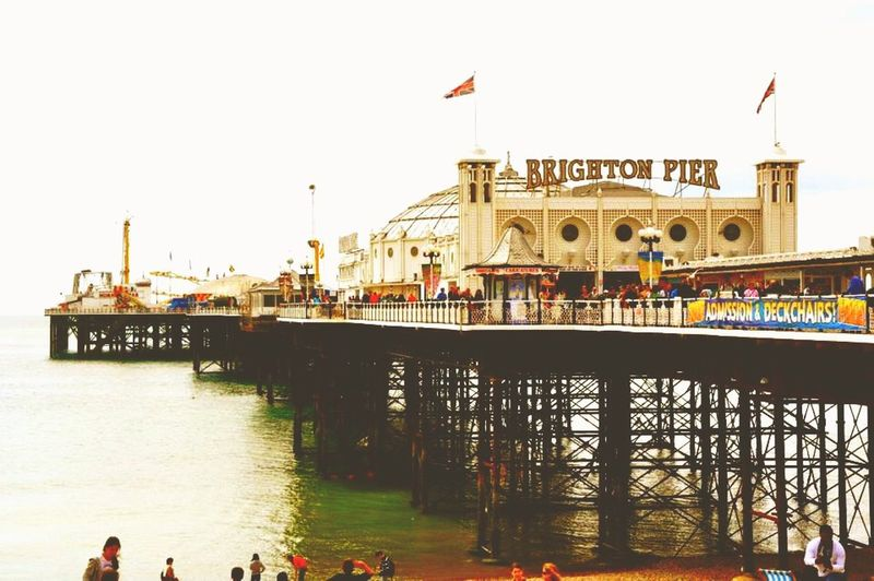 Brighton Pier. Hanging Out Check This Out Hello World Taking Photos Peace Love Check This Out Amazing