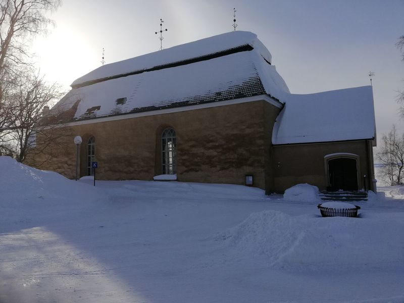 Medieval Church Pilgrimage Church Snow Cold Temperature Winter Sky Architecture Building Exterior Built Structure Historic Catholicism Knight - Person Grave