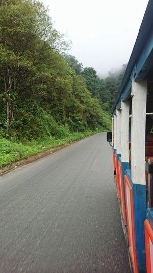 #ecuador #ecuadorian #huaranda Road No People Travel Built Structure Transportation Outdoors Day Nature Travel Destinations Mountain Sky Scenics First Eyeem Photo
