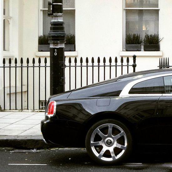 Rolls Royce Rr Wraith Londoncars London England Luxury Bottom Nice