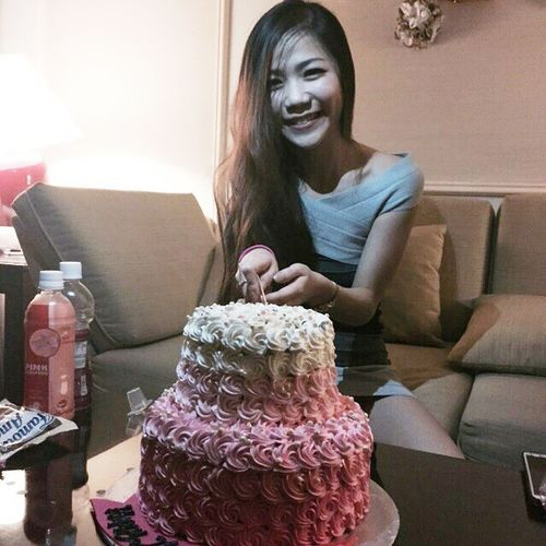 Happy 21st birthday to me ☺