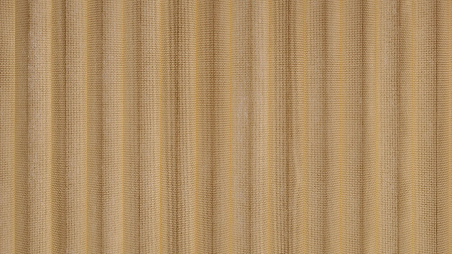 Blinds Brown Curtain Fold Old
