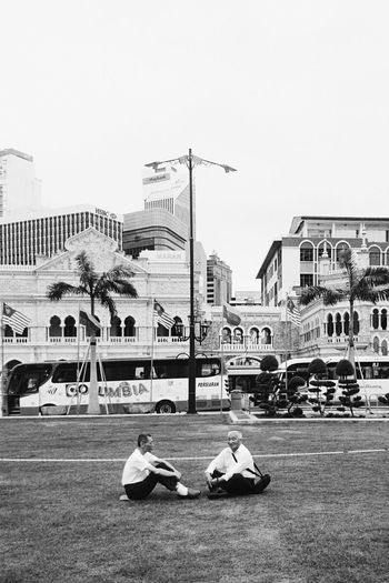 Dataran Merdeka / 004 Black And White Black And White Photography Person Blackandwhite Photography Blackandwhite Streetphoto_bw Street Photography Streetphotography People Sony Xperia Photography. Streetphotography_bw EyeEmMalaysia Sony Xperia People Sitting Relaxing Malaysia Chilling