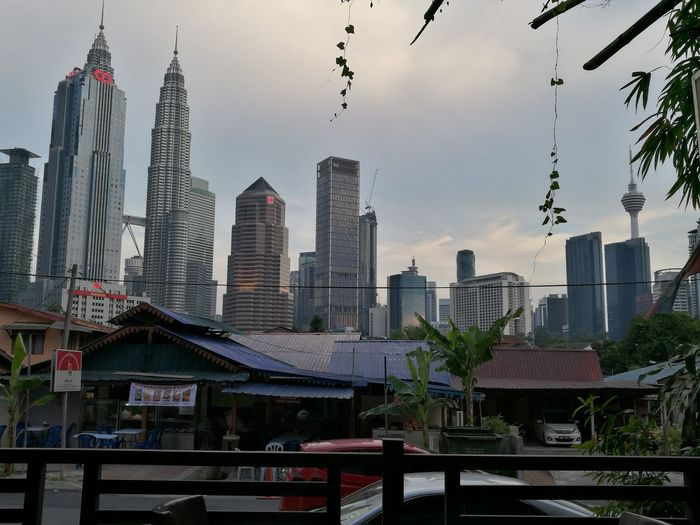 Kuala Lumpur [TravelTimeWithPhoto] The Architect - 2018 EyeEm Awards