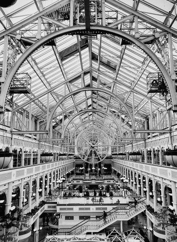 Dublin Urban Architecture St. Stephens Green Black And White Iconic Ireland Showcase: February Eyeem Ireland