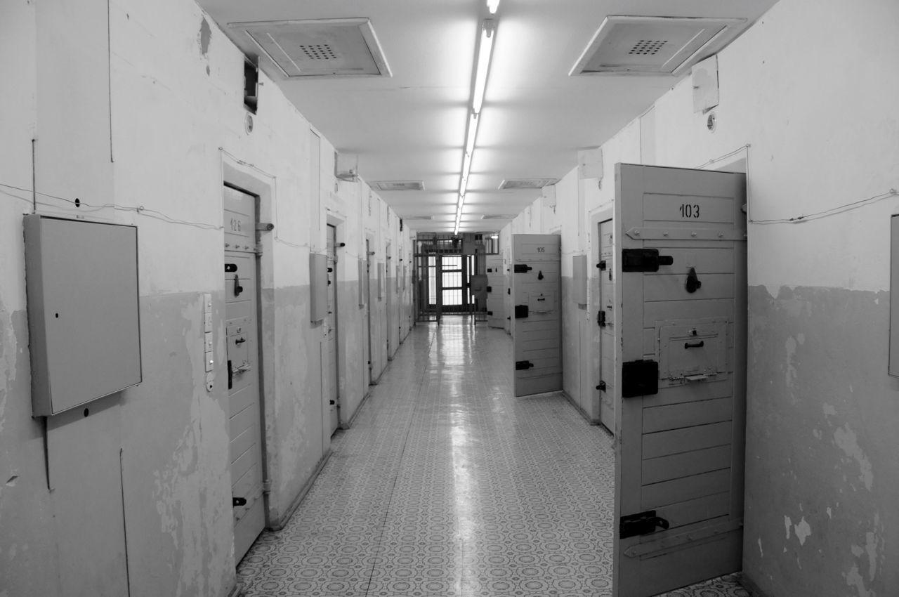 corridor, door, indoors, illuminated, the way forward, no people, architecture, day