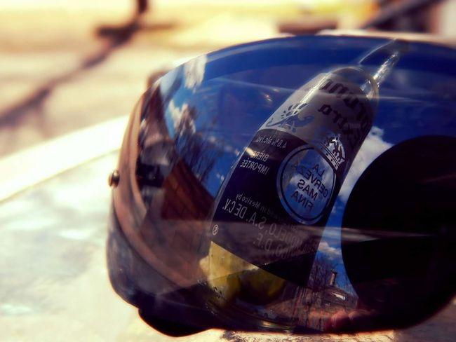 Summer Vibes Corona Beer Sunglasses Reflection Macro Photography Clouds Sundaze Nikon L810 Canada Ontario