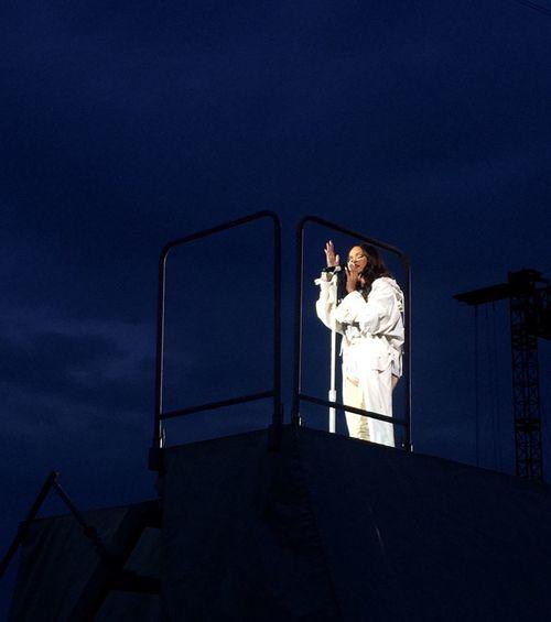 Antiworldtour Rihanna Refshaleøen what an experience!