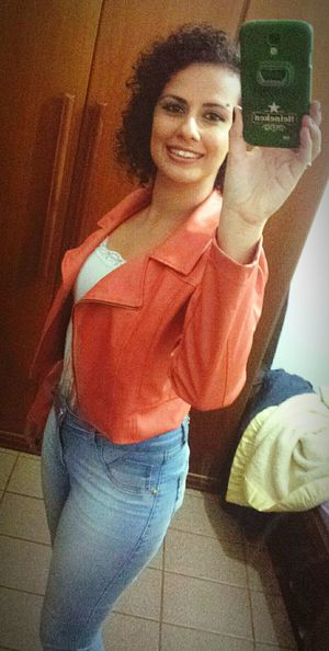Cellphone Photography Boituva Today's Hot Look That's Me Mirrorselfie Selfportrait From Brasil People Photography Taking Photos Colors