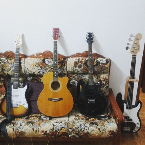 Guitars Guitarcollection Ibanez Fender electricguitar bassguitar acousticguitar