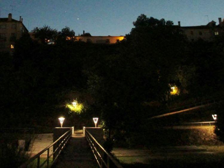 Serta Nightphotography , Portugal Garden Photography Gardenlight