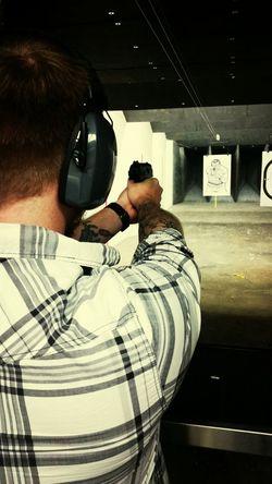 Mine Shootingrange 9mmhigh-pointC9 Guyswithtattoos