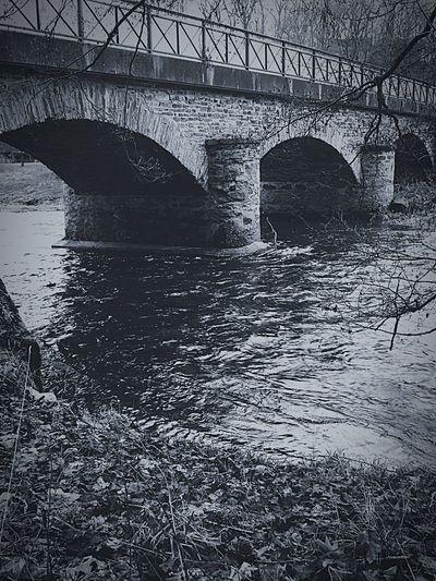 Bridge - Man Made Structure Connection Architecture Built Structure River Transportation Water
