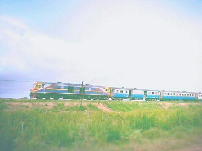 T R A I N 🚉🌲 Train Landscape Traveling Thailand Motion Life In Motion Yala Souththailand