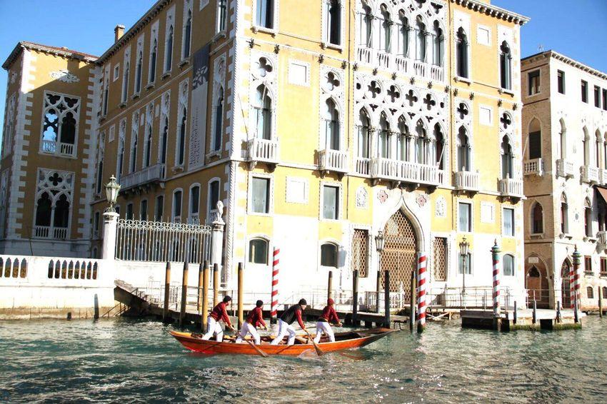 Venice Italy Canal Rowing Rowing Boat The Architect - 2016 EyeEm Awards Traveling Venezia