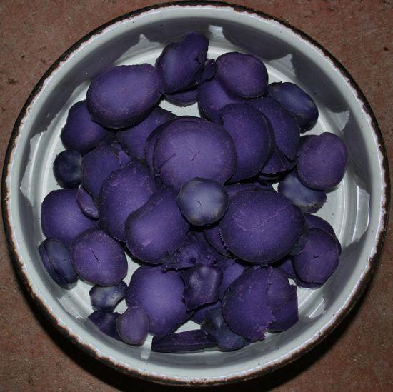 Lila Violett Blue Potatoes Potatoes Kartoffeln Blau Purple Potatoes Pattern, Texture, Shape And Form Purple Vitelotte Food Foodphotography Kochen Vegetable Food And Drink Freshness