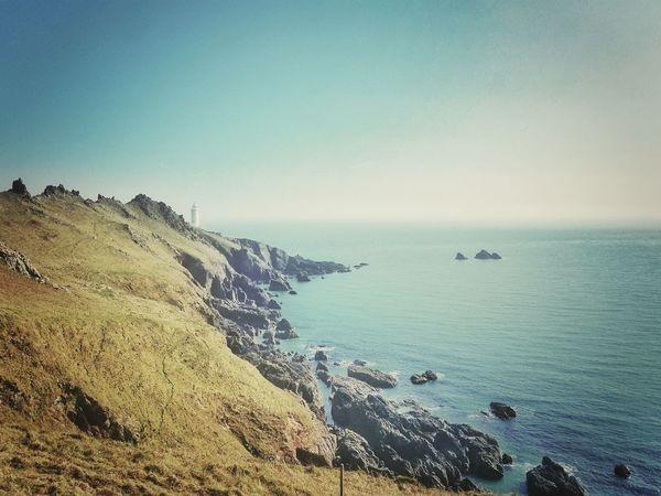 Seascape Seaside Hiking Sea And Sky Traveling Enjoying Life Landscape