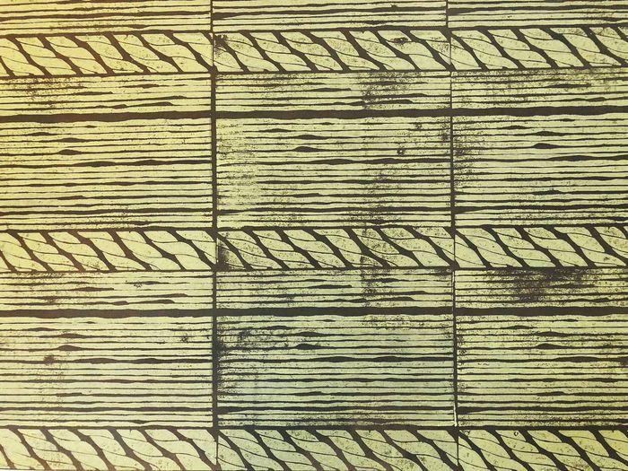 """Handmade Wallpaper zubersalzmann "" Woodenstamps Stamps Stencil Handmadewallpaper Heritage Decor Designer  Design Designwallpaper Newwallpaper Wallpaper Full Frame Backgrounds Pattern Textured  Wood - Material Wood Grain No People"