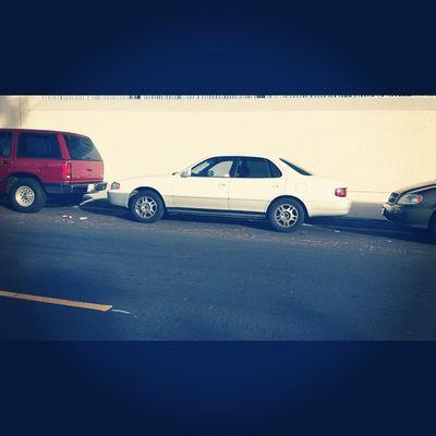 Getting  Good at Parallel Parking Toyota Tight Spot Georgecostanza LOL La Losangeles
