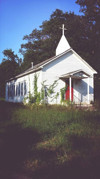Abandoned Schoolhouse Red Door Exploring On The Road