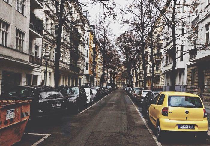 morgen spazieren gehen Yellow