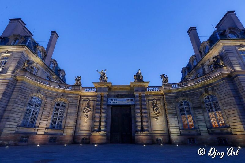 Le palais Rohan