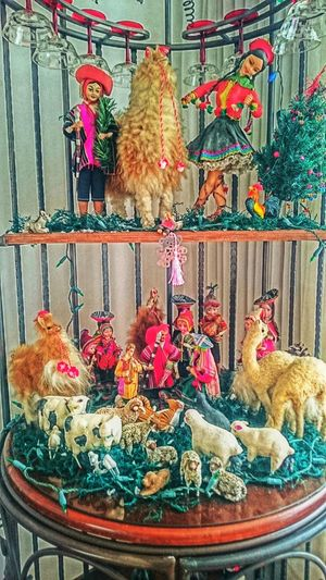No People Close-up Indoors  Nacimiento Navideño Christmas Decoration Christmas Time Colorful Celebration Tradition Capture The Moment Eye4photography  Exceptional Photographs Multi Colored Popular Photos EyeEm Best Shots Christmas Decorations Christmas Peruvian Decoration