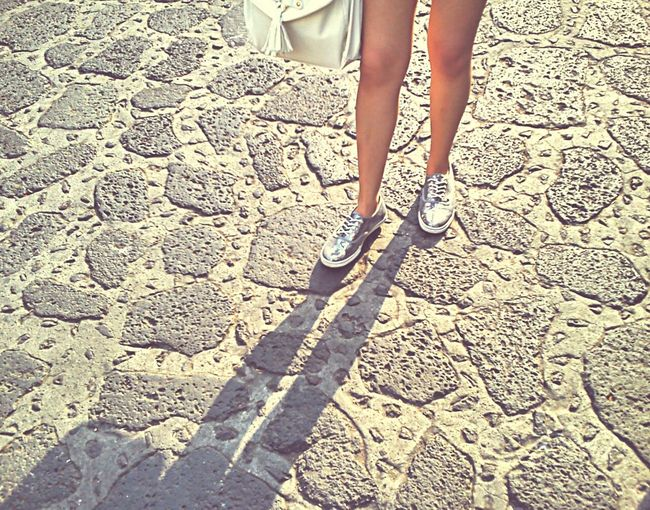 Looong legs! Shine